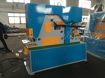 DIW سلسلة متعددة الوظائف الهيدروليكية الحديد
