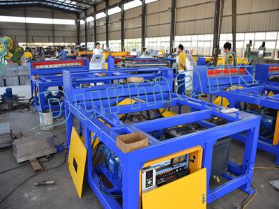 خط إنتاج مجاري الهواء لتصنيع مجاري الهواء