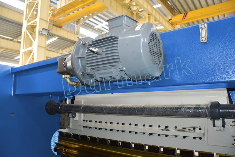 NC E21 لوحة التحكم الانحناء آلة 160T3200mm الصحافة الفرامل