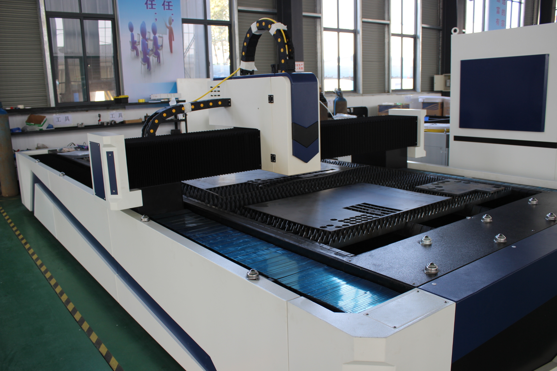 1500W laser cutting machine  ,DLC-3015-1500w  Laser Cutting Machine